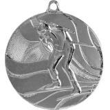 Медаль Биатлон / Металл / Серебро