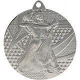 Медаль Танцы / Металл / Серебро