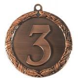 Медаль Места / Металл / Бронза