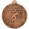 Медаль Бег / Металл / Бронза