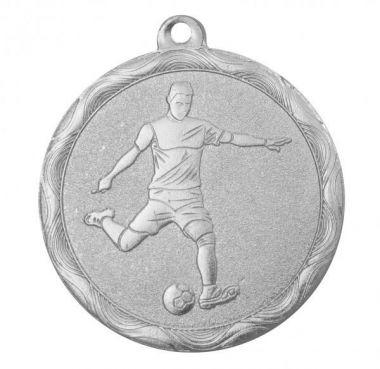 Медаль Футбол / Металл / Серебро 02-1276-2