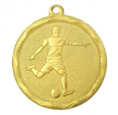 Медаль Футбол / Металл / Золото 02-1276-1