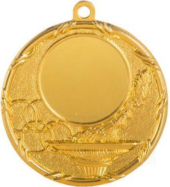 Медаль Универсальная - Факел / Металл / Золото 02-1123-1