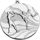 Медаль Кикбоксинг / Металл / Серебро