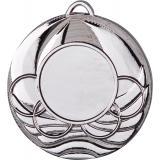 Медаль Факел, олимпиада / Металл / Серебро