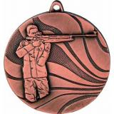 Медаль Стрельба / Металл / Бронза