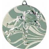 Медаль Дзюдо / Металл / Серебро