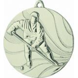 Медаль Хоккей / Металл / Серебро