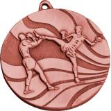 Медаль Кикбоксинг / Металл / Бронза