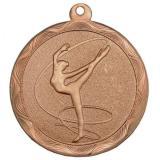 Медаль Гимнастика / Металл / Бронза