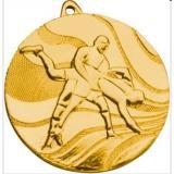 Медаль Борьба / Металл / Золото