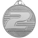 Медаль Места / Металл / Серебро