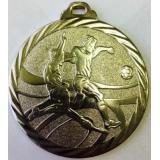 Медаль Футбол / Металл / Золото
