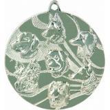 Медаль Животноводство / Металл / Серебро