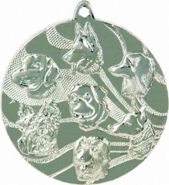 Медаль Животноводство / Металл / Серебро 02-0107-2