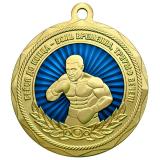 Медаль Бокс / Металл