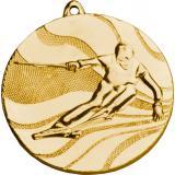 Медаль Лыжный спорт / Металл / Золото