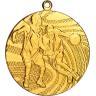 Медаль Баскетбол / Металл / Золото