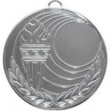 Медаль Универсальная - Факел / Металл / Серебро