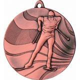 Медаль Лыжный спорт / Металл / Бронза
