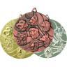 Комплект медалей. Животноводство / Металл / Золото-Серебро-Бронза