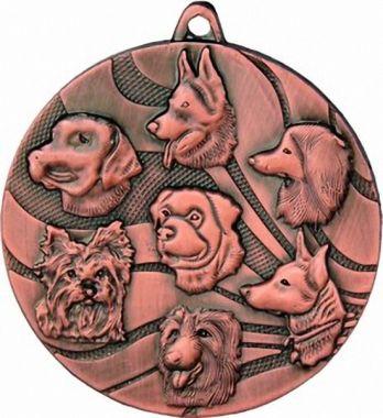 Медаль Животноводство / Металл / Бронза 02-0107-3