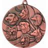 Медаль Животноводство / Металл / Бронза