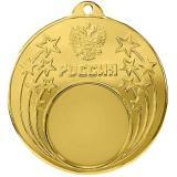 Медаль Универсальная - Звезда - РФ / Металл / Золото