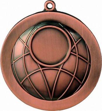 Медаль Универсальная / Металл / Бронза 02-0001-3