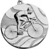 Медаль Велоспорт / Металл / Серебро