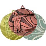 Комплект медалей. Стрельба / Металл