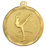Медаль Гимнастика / Металл / Золото