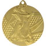 Медаль Танцы / Металл / Золото