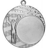 Медаль Оскар / Ника / Металл / Серебро