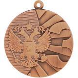 Медаль Места - РФ / Металл / Бронза